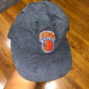 Knicks Mitchell & Ness camp cap